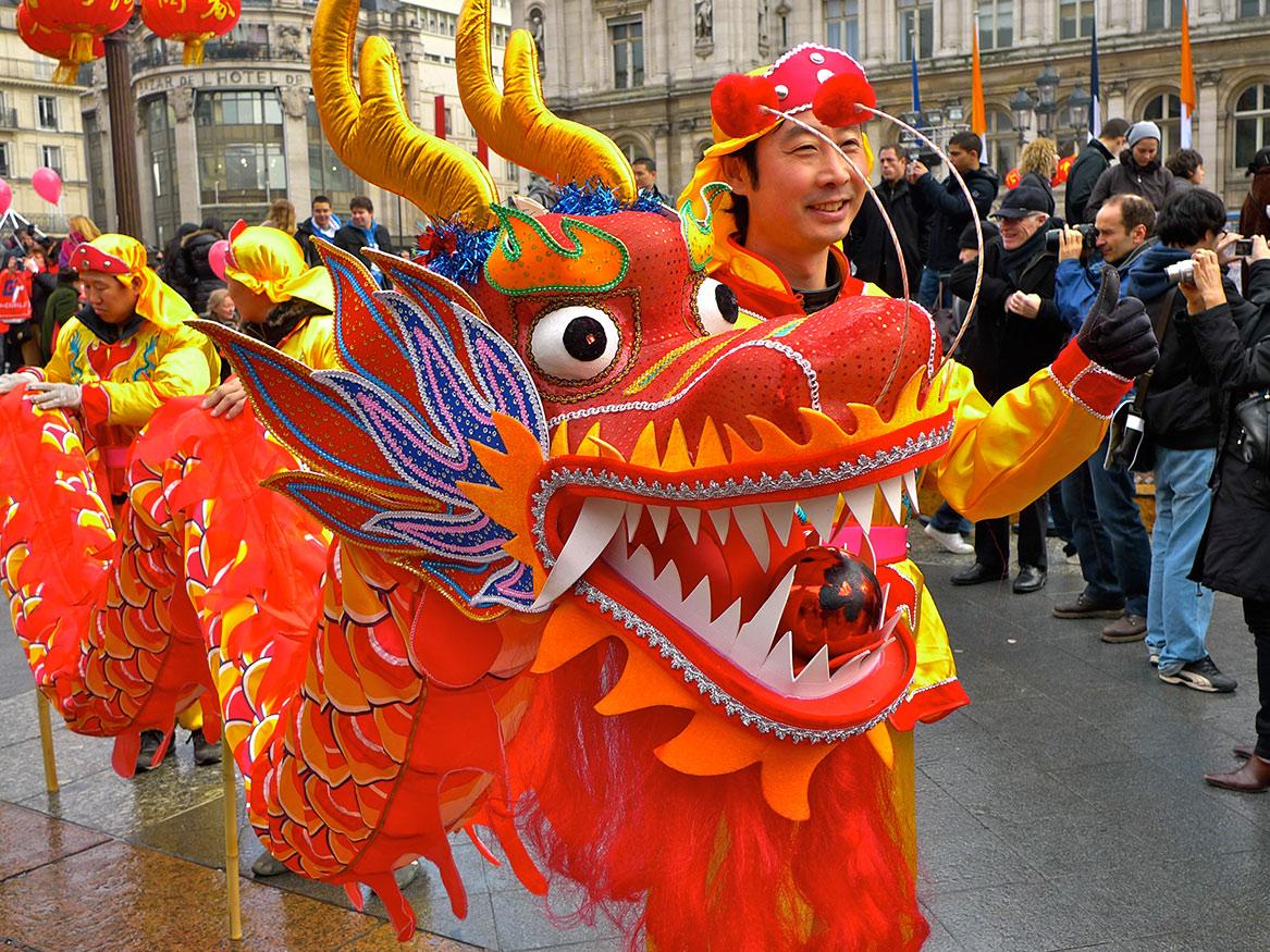 Китайский дракон костюмы своими руками