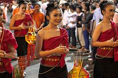 Календарь на 2016 год с праздниками и выходными в Таиланде