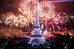 Календарь на 2016 год с праздниками и выходными во Франции