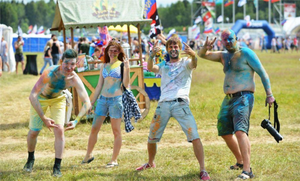 Фестиваль как добраться