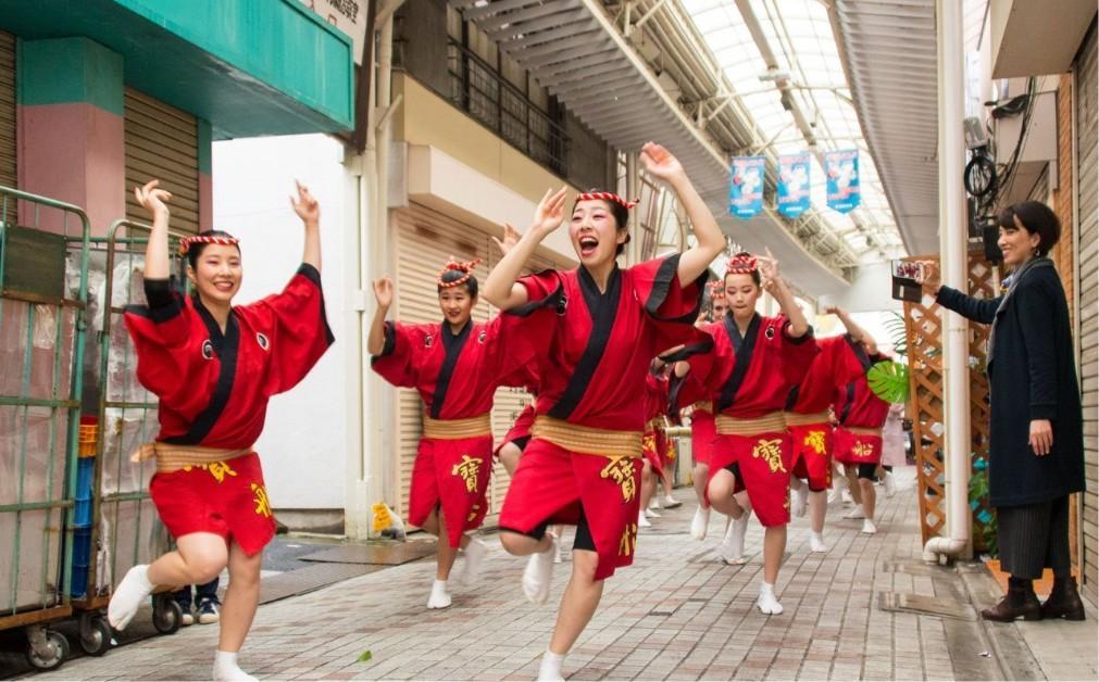 Фестиваль японских танцев «Ава-одори» в Токусиме 18f58de806233671b612f01b718192b3.jpg