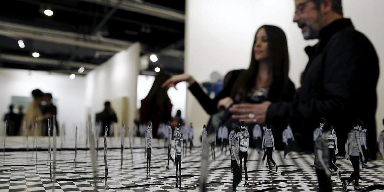 Международная выставка современного искусства ARCOmadrid 26ea7604cf913c4f8760747634fac7da.jpg