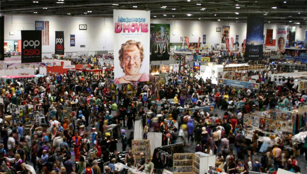 Фестиваль MCM Comic Con в Лондоне 55d7b29e6beaaa5ce90db305f2a3b9cd.jpg