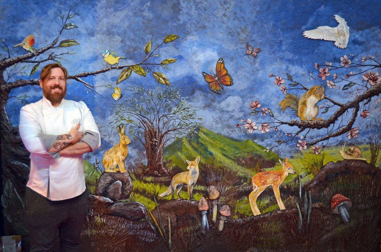 Фестиваль кондитерского искусства Cake International в Лондоне 78b3e4d95023f0343e6d8b03d8649989.jpg