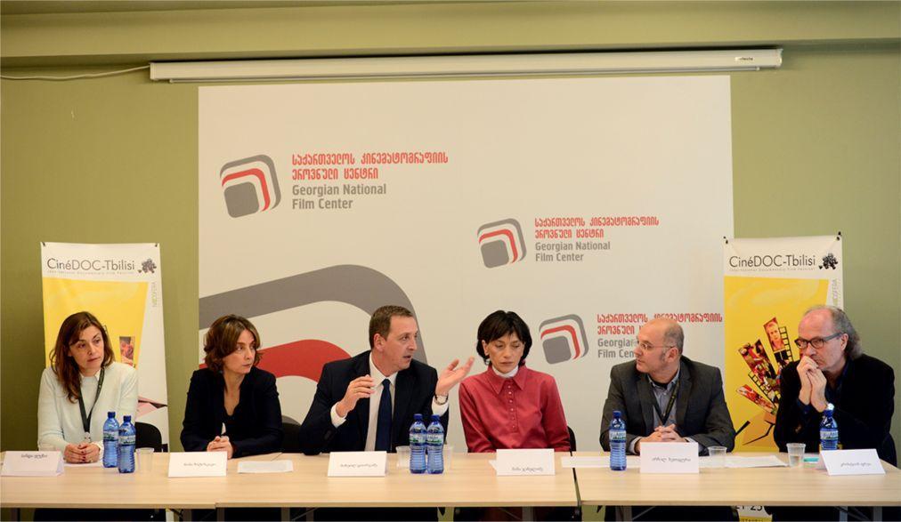 Международный фестиваль документальных фильмов CineDOC в Тбилиси 89922072b428c9bad0dd6efb4c6840f4.jpg