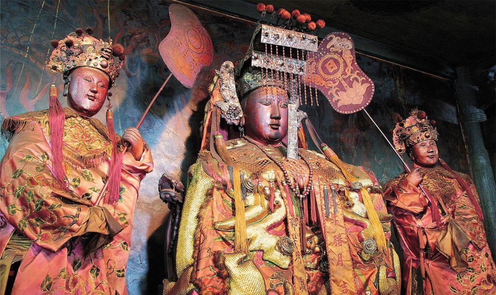 Праздник Небесной императрицы Мацзу в Китае 958e060abce7852c267cf191f2bad203.jpg