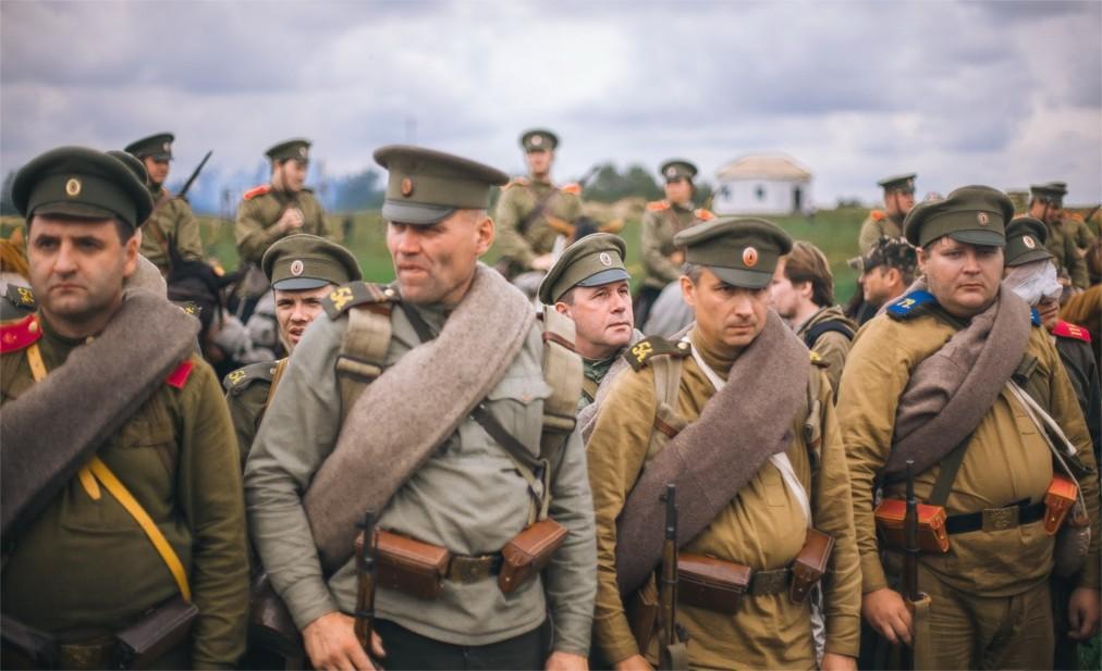 Военно-исторический фестиваль «Гумбинненское сражение» в Гусеве 9e5542046ea870f46ce34c37e6e758b6.jpg