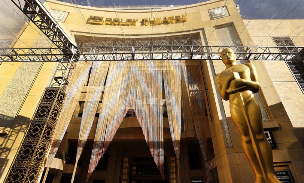 Церемония вручения наград премии «Оскар» в Лос-Анджелесе ad35ed591247dbfe3aca420860aedf3f.jpg