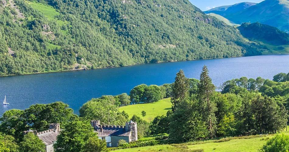 Самые красивые места и направления в Англии