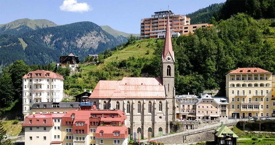 Самые красивые места и направления в Австрии