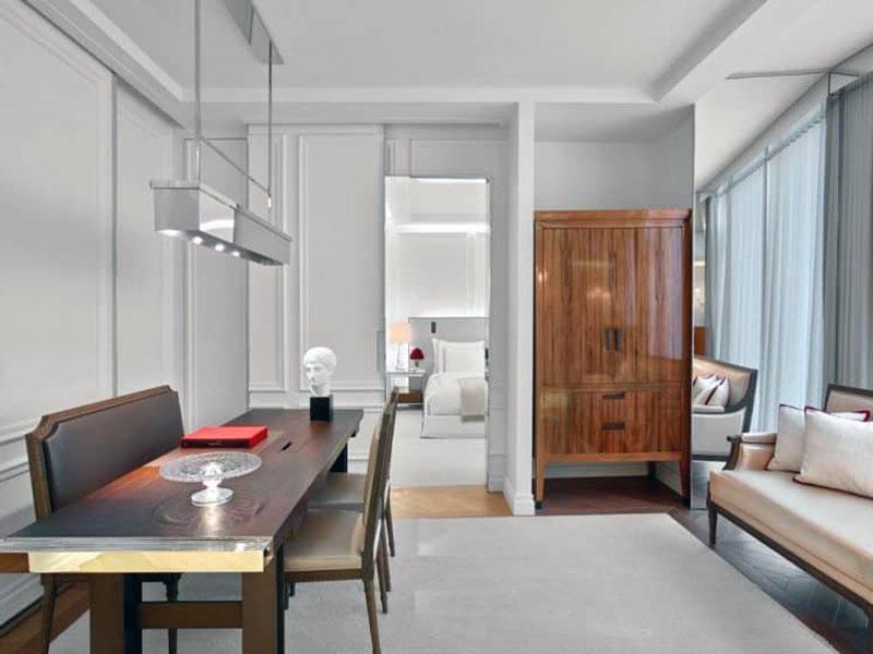Эксклюзивный бутик отель Нью-Йорка - BACCARAT