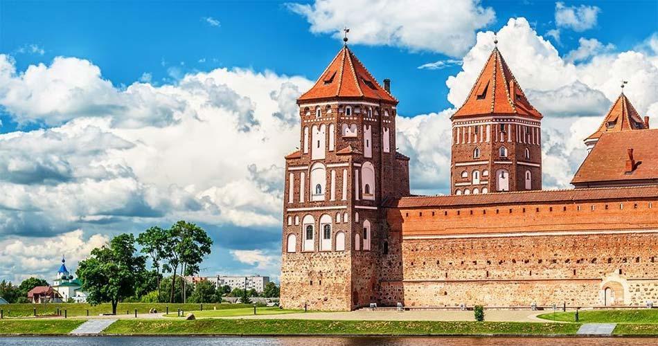 Самые красивые места и направления в Белоруссии