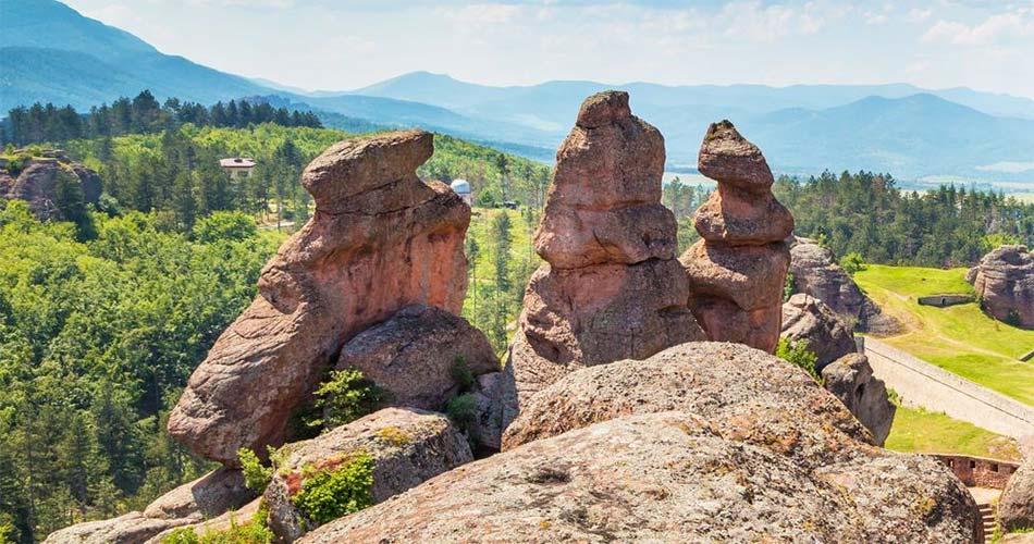 Самые красивые места и направления в Болгарии