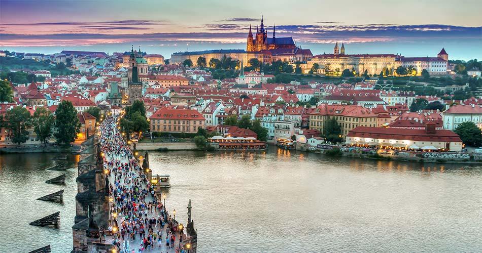 Самые красивые места и направления в Чехии