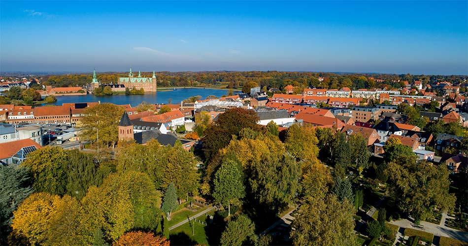 Самые красивые места и направления в Дании