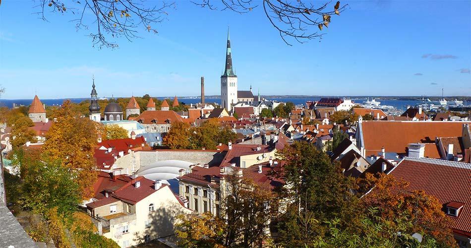 Самые красивые места и направления в Эстонии