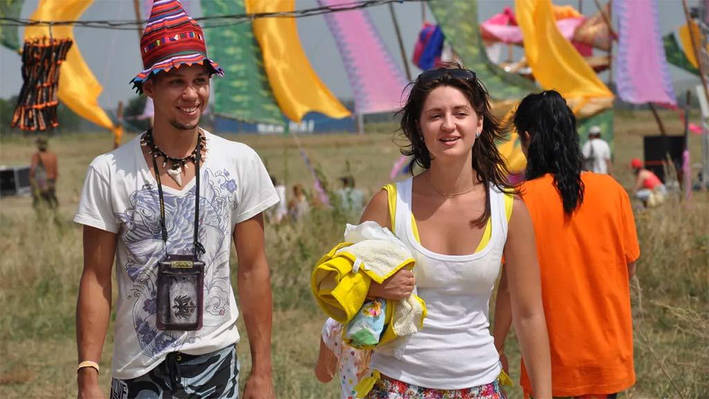 Этно-фестиваль FourЭ в Алма-Ате