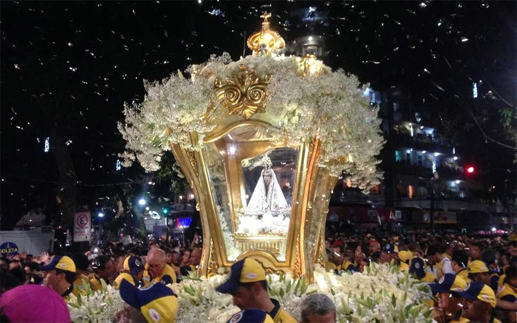 Фестиваль Cirio De Nazare в Белене