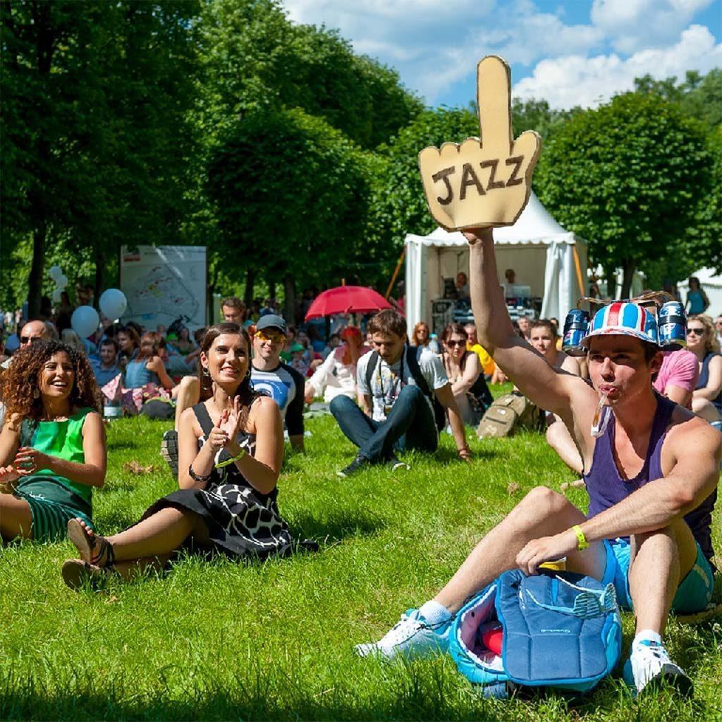Фестиваль Джазовое лето в Коломенском в Москве