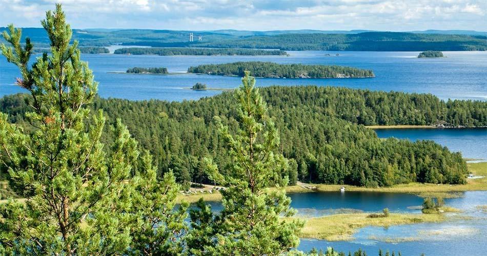 Самые красивые места и направления в Финляндии