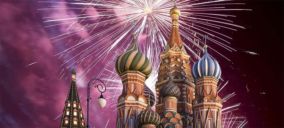 Государственные праздники в России