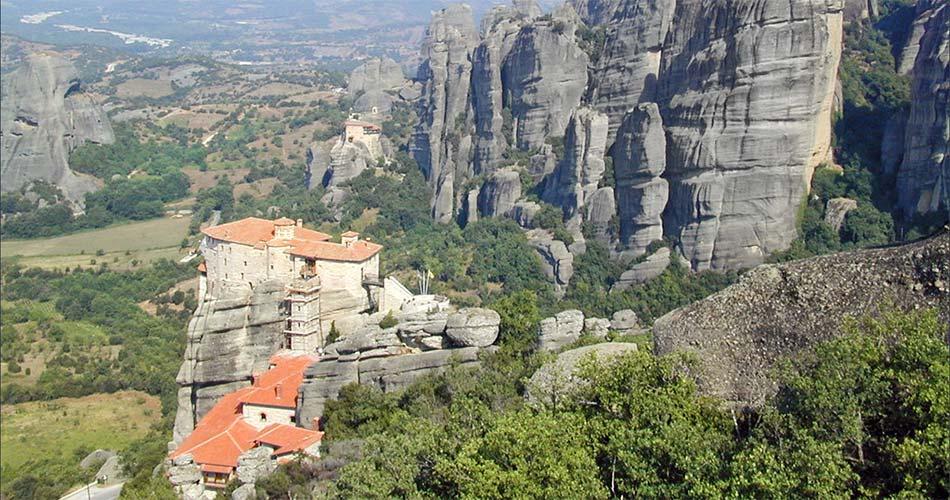 Самые красивые места и направления в Греции