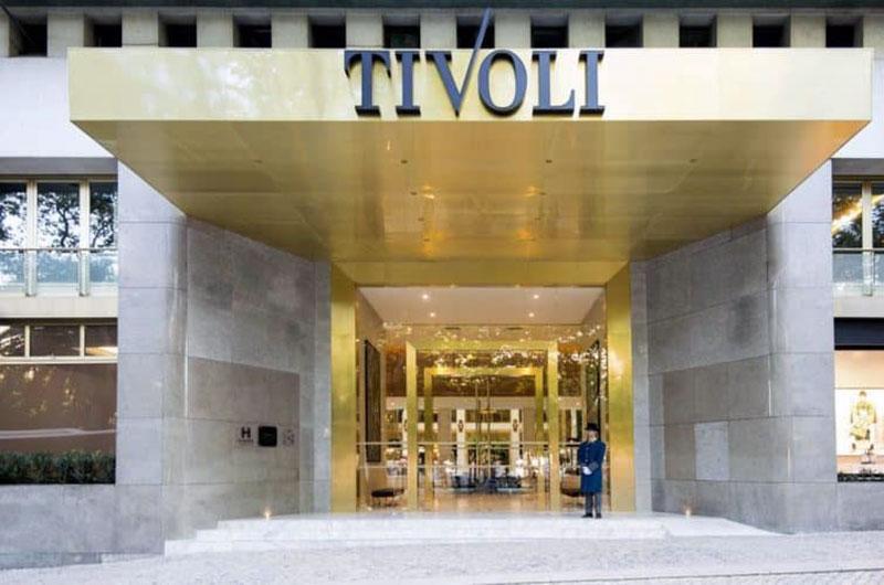 Впечатлительный бутик отель Лиссабона - TIVOLI