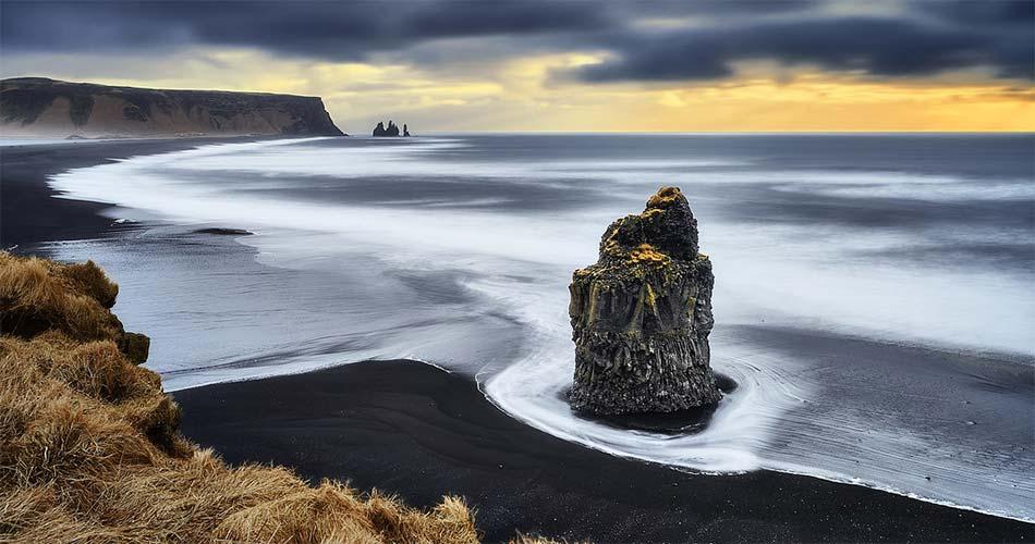 Самые красивые места и направления в Исландии