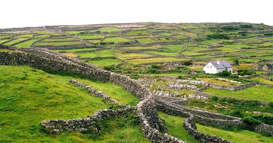 Самые красивые места и направления в Ирландии