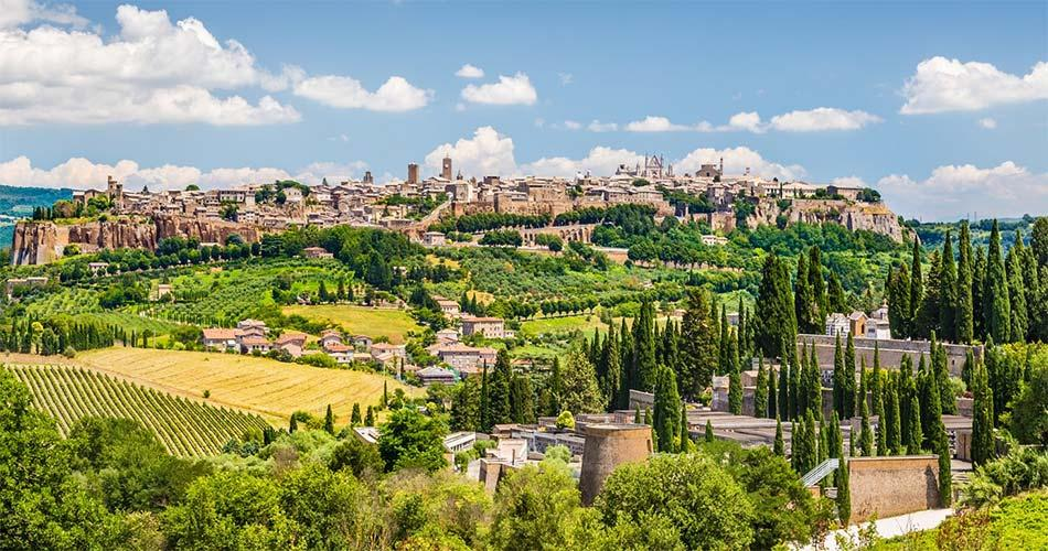 Самые красивые места и направления в Италии