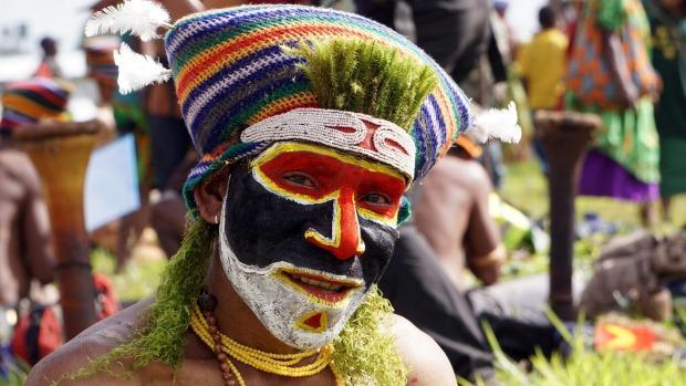 Культурный фестиваль Маунт-Хаген в Папуа-Новой Гвинее