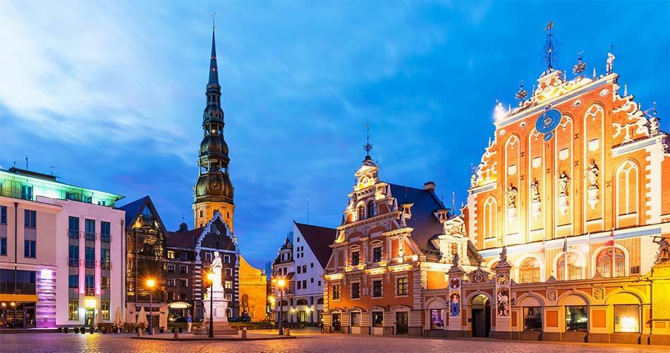 Самые красивые места и направления в Латвии