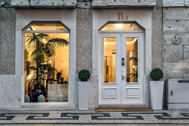 Современный бутик отель Лиссабона - LISBOA PRATA