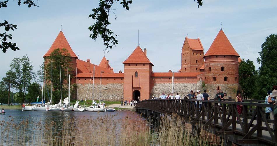 Самые красивые места и направления в Литве