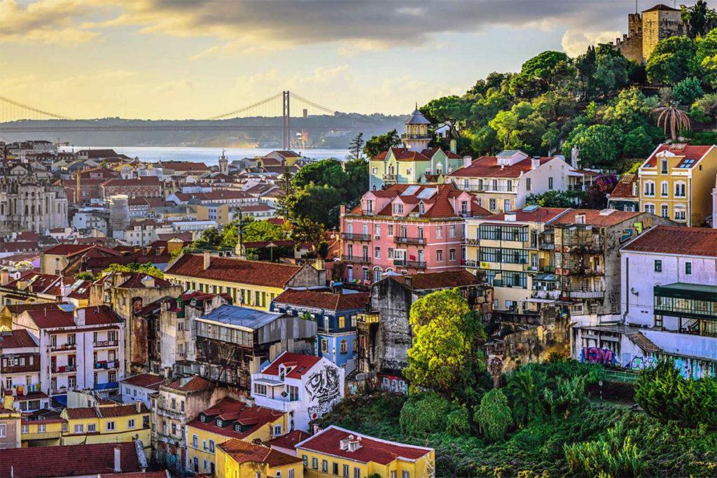 Лучшие бутик отели Лиссабона