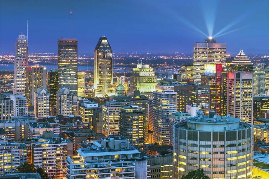 Самые лучшие отели с видом на Монреаль