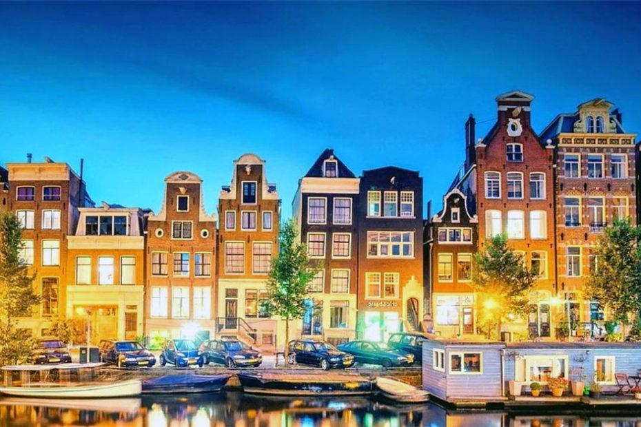 Самые лучшие романтические отели амстердама