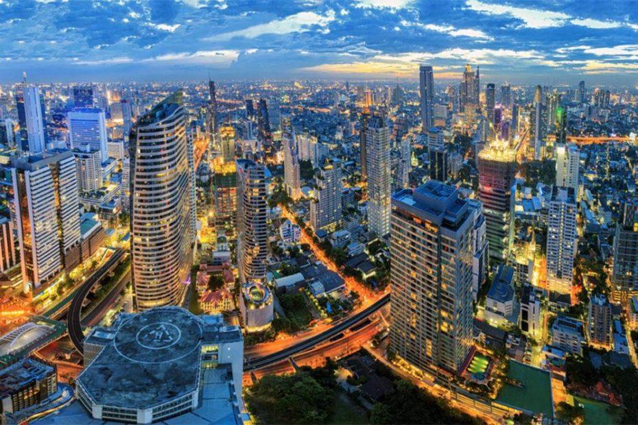 6 самых романтических отелей в Бангкоке