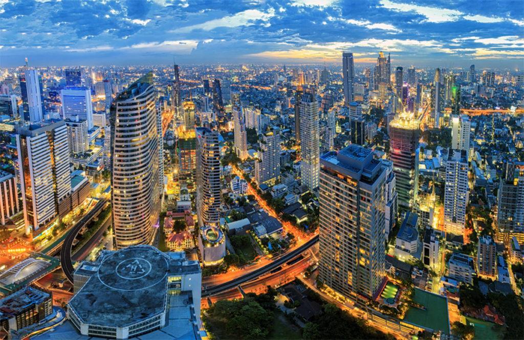 6 лучших романтических отелей Бангкока