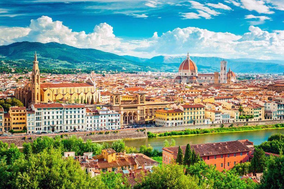 7 самых романтических отелей Флоренции
