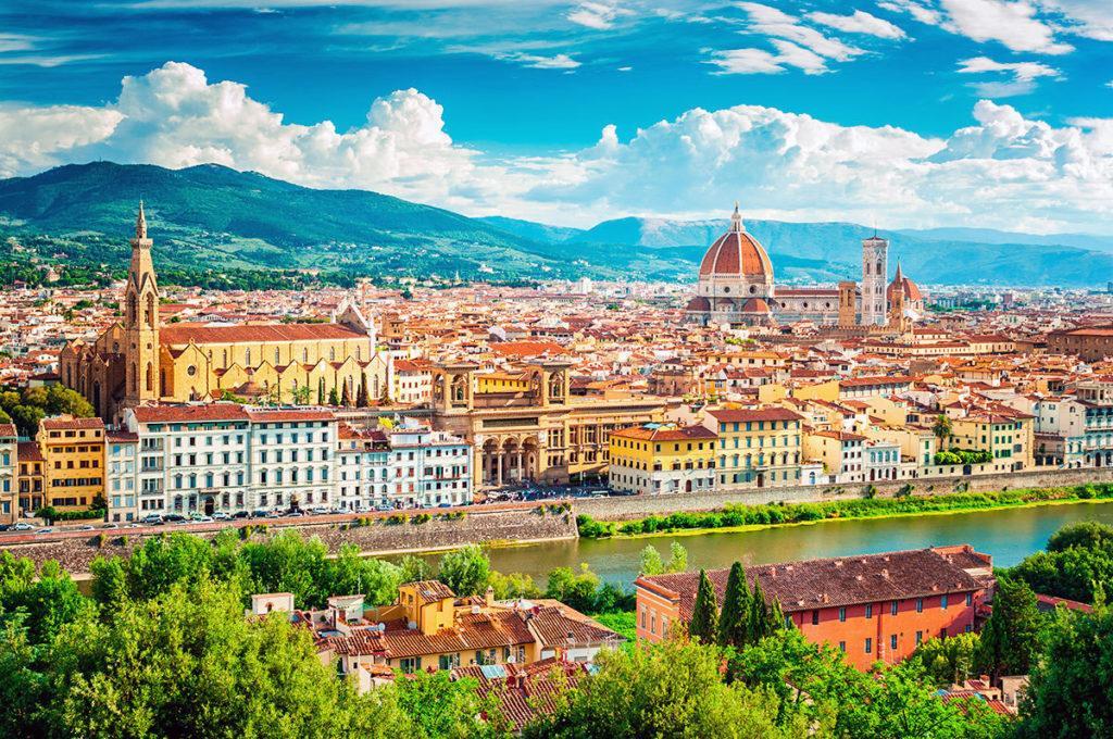 7 самых лучших романтических отелей во Флоренции