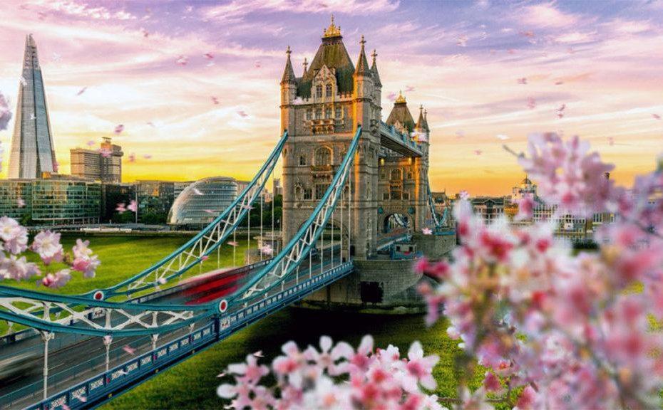 8 самых романтических отелей Лондона