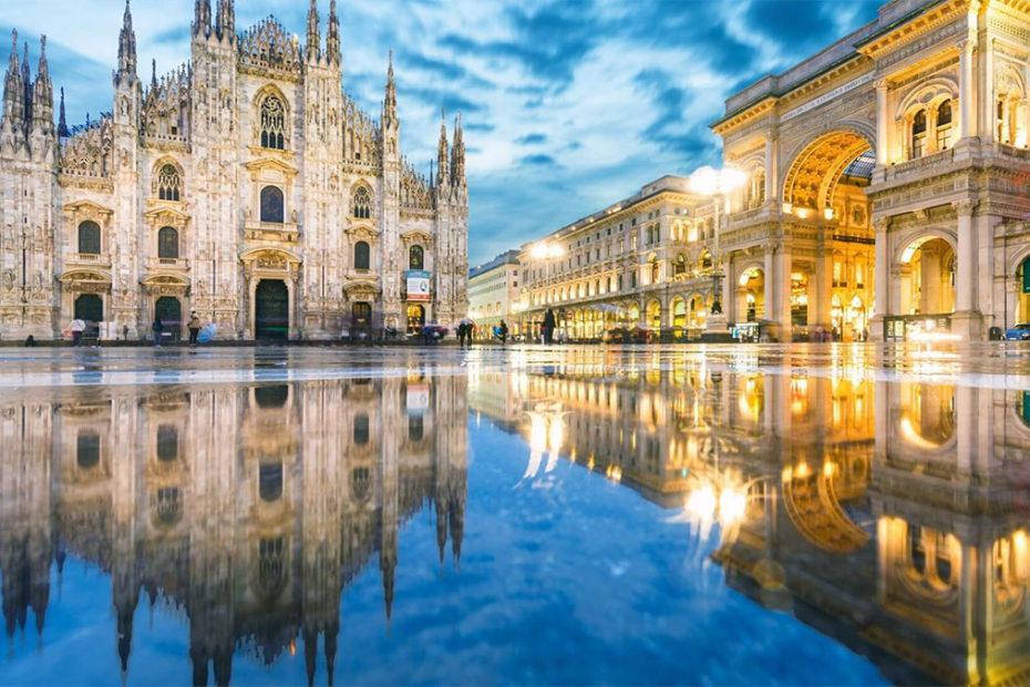 11 самых лучших романтических отелей Милана