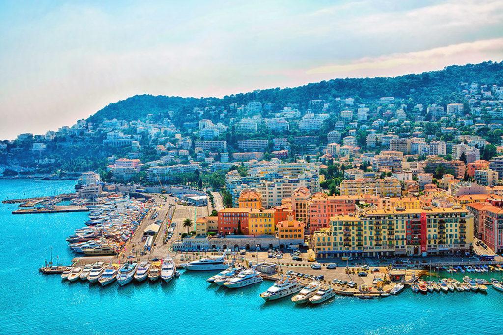 8 самых романтических отелей в Ницце