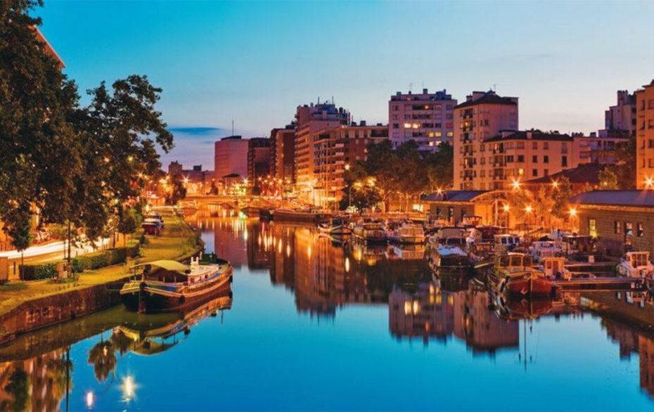6 самых романтических отелей Тулузы