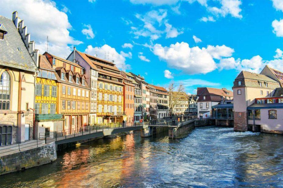 6 самых романтических отелей в Страсбурге