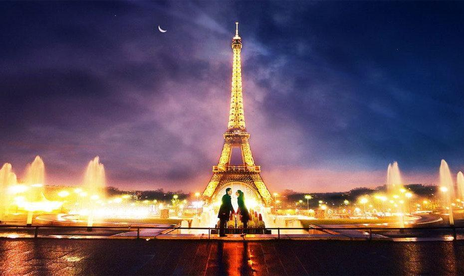 7 самых романтических отелей Парижа