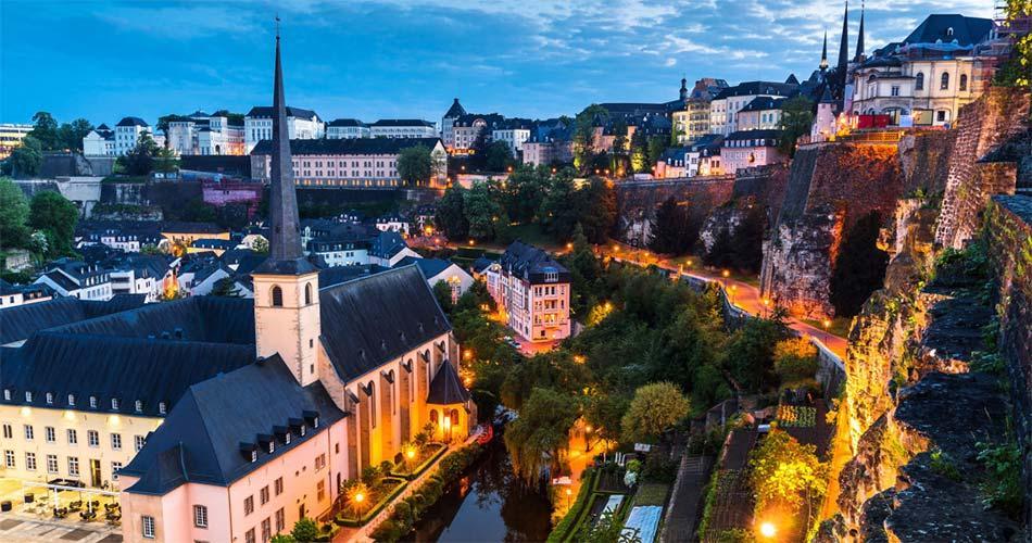 Самые красивые места и направления в Люксембурге