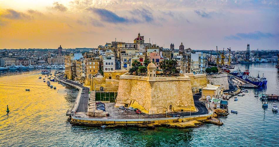Самые красивые места и направления на Мальте