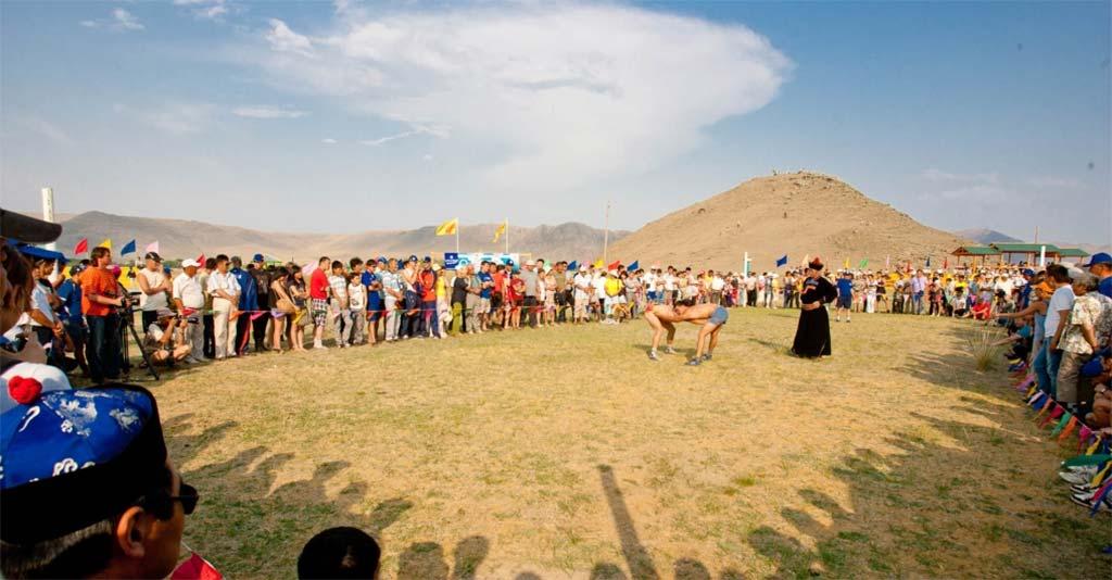 Международный этнокультурный фестиваль Ёрдынские игры